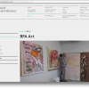 University of Illinois at Chicago – School of Art and Art History Website